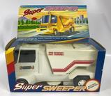 1987 Sun Wing Electronics Battery Operated Super Sweeper in Original Box