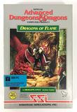 Vintage Advanced Dungeons & Dragons Dragons of Flame IBM PC Computer Game