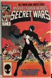 Marvel Super Heroes Secret Wars #8 Comic Book