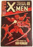 Marvel Comics The X-men #41 Comic Book