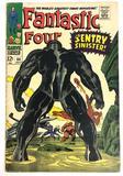 Marvel Comics Fantastic Four #64 Comic Book