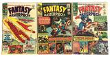 Group of 3 Marvel Comics Silver Age