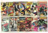 Group of 13 Marvel Comics Spider-Man Comic Books