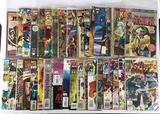 Group of Marvel Comics Bronze and Modern Age Comic Books