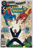 DC Comics Presents Superman and Shazam! #49 Comic Book