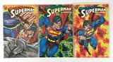 DC Comics Superman Doomsday Hunter/Prey Book 1-3