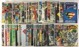 Group of 45 DC Comics The Death and Return of Superman Complete Run