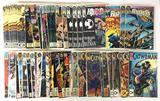 Group of 60 DC Comics Batman, Catwoman, and Azrael Comic Books