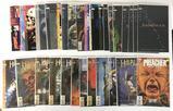 Group of 34 DC Vertigo Comic Books
