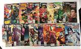 Group of DC Comics Teen Titans Comic Books