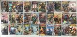 Group of 33 DC Comics Justice League New 52 Comic Books