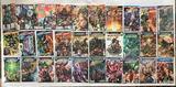 Group of 36 DC Comics Justice League Rebirth Comic Books