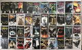 Group of 44 DC Comics Batman New 52 Comic Books Issues #0-31