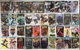 Group of 52 DC Comics Batgirl New 52 and Rebirth Comic Books
