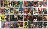 Group of 46 DC Comics Batman Detective Comics and Batman Incorporated Comic Books