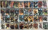 Group of 49 DC Comics Nightwing New 52 and Rebirth Comic Books