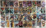Group of 43 DC Comics Superman New 52 Comic Books Issues #0-31