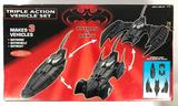 1997 Kenner Batman and Robin Triple Action Vehicle Set with Original Box