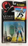 1993 Kenner Batman The Animated Series Mr. Freeze Action Figure