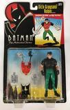 1993 Kenner Batman The Animated Series Dick Grayson/Robin Action Figure