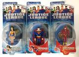 2002 Mattel 1st Series Justice League Action Figures