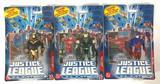 Group of 3 2004 Mattel Justice League Unlimited Action Figures