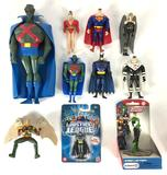 Group of Justice League The Animated Series Action Figures