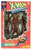 1994 Toy Biz X-Men Metallic Mutants Sabretooth 10