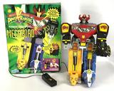 1994 Empire Mighty Morphin Power Rangers Remote Controlled Megazord with Original Box