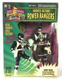 1994 Bandai Mighty Morphin Power Rangers Black Ranger Action Figure