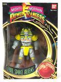 1993 Bandai Mighty Morphin Power Rangers Evil Space Alien King Sphinx Action Figure