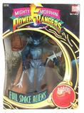 1993 Bandai Mighty Morphin Power Rangers Evil Space Alien Baboo Action Figure