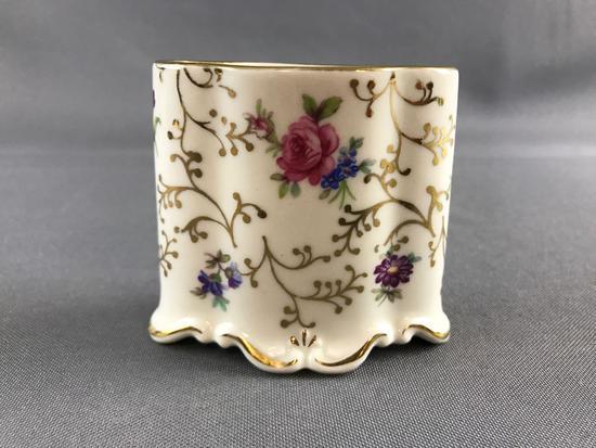 Vintage Kronach OCA Bavaria Porcellan Anita opendresser jar