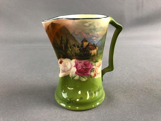 Antique Royal Bayreuth creamer