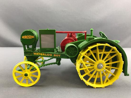 ERTL Waterloo boy Kerosene Die Cast tractor