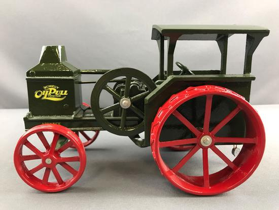 ERTL Heritage Thresher Series #1 Deutz-Allis Rumely Oil Pull Die Cast Tractor