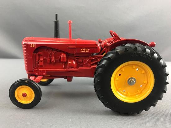 ERTL Massey Harris 55 Die Cast Tractor