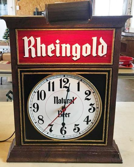 ONLINE ONLY  Onsite Auction Hunting Tools Antiques