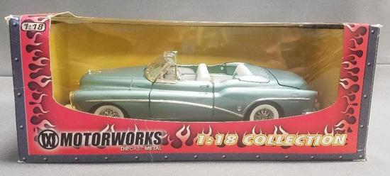 Motorworks 1953 Buick Skylark.