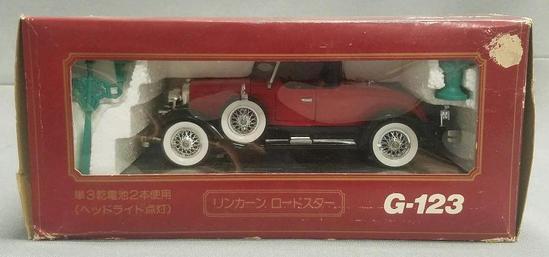 Diaper 1927 Lincoln G-123.