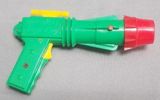 Vintage Buck Roger's Sonic Ray Toy Gun.