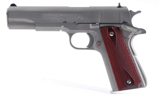 Colt Government Model MK IV Series 70 Model 0 .45 Auto 1911 Style Pistol with Original Box