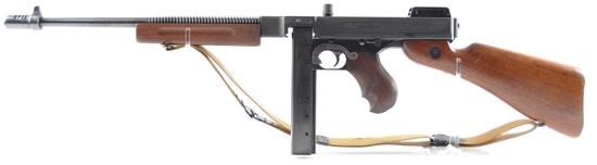 Thompsons .45 Auto Semi Auto Carbine Model of 1927 A1