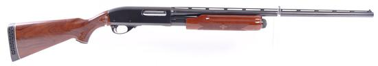 Remington Wingmaster 870 20GA Skeet Pump Action Shotgun with Vented Ribbed Barrel