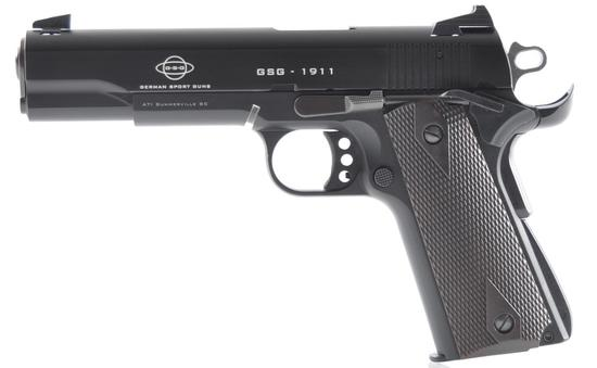 GSG (German Sport Guns) Model GSG-1911 .22 Cal. Semi Auto Pistol with Original Case