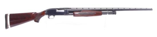 Winchester Model 12 12 GA Pump Action Shotgun with Vented Ribbed Barrel