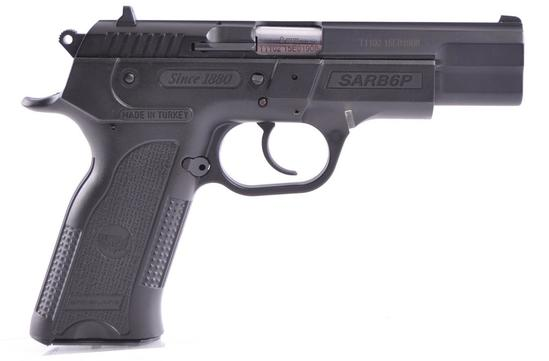 SAR Arms Model SARB6P 9mm Cal. Semi Auto Pistol with Original Case