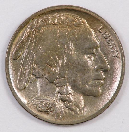 1923 P Buffalo Nickel.