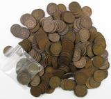 Lot of over (300) Flying Eagle & Indian Head Cents.