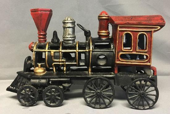 Cast Iron Train